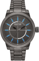 Kenneth Cole New York Men's Gunmetal Bracelet Watch 48x56mm 10031459