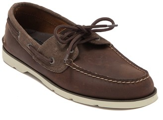 Sperry Leeward 2-Eye Corduroy Boat Shoe
