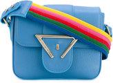 Sara Battaglia camera shoulder bag - women - Calf Leather - One Size