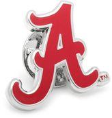 Cufflinks Inc. Alabama Crimson Tide Rhodium-Plated Lapel Pin