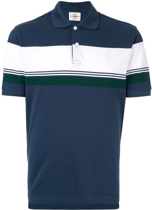 Kent & Curwen Stripe Polo Shirt