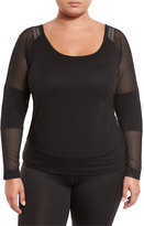 Soybu Alma Dolman-Sleeve Top, Black,