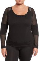 Soybu Alma Dolman-Sleeve Top, Black,