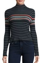 Rag & Bone Striped Turtleneck Sweater