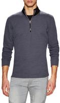 Billy Reid Ike Half Zip Sweater