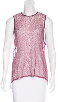 Roseanna Lace Sleeveless Top w/ Tags