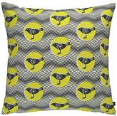 Habitat Polka Bird Cushion - 45x45cm