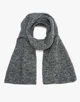 Mhl. Ribbed Scarf