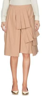 Roberta Furlanetto Knee length skirt