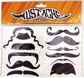 Mustache Tattoo Pack