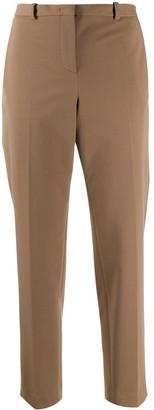 Fabiana Filippi High-Rise Straight-Leg Trousers