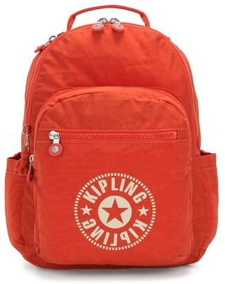 Kipling Women's Orange Backpack