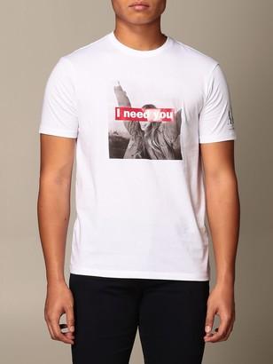 Armani Collezioni Armani Exchange T-shirt Armani Exchange T-shirt With I Need You Print