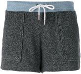 MAISON KITSUNÉ patch pocket shorts