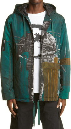 Undercover Throne of Blood Jacket
