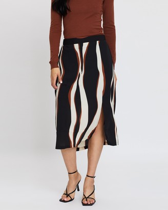 Vero Moda High-Waisted Skirt