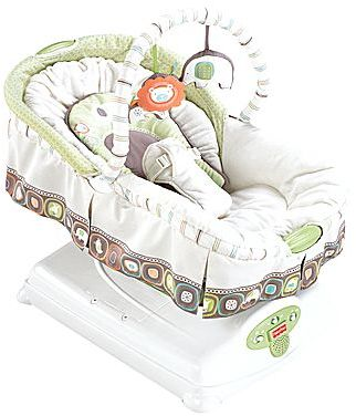 Fisher-Price Soothing MotionsTM Glider