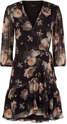 AllSaints Jade Eden Floral Dress
