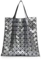 Bao Bao Issey Miyake Prism Basic Metallic Faux Leather Tote