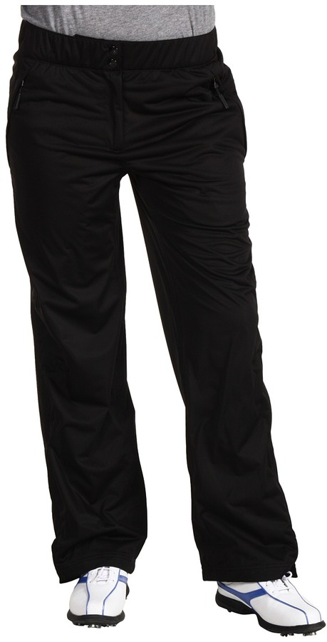 adidas ClimaProof Storm Level I Pant (Black) - Apparel