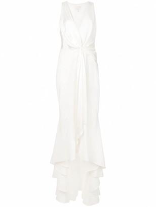 Cinq à Sept Iris gown