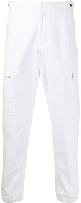 Paul Smith Tapered-Leg Cargo Trousers