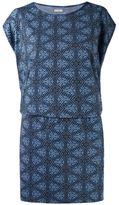 Lygia & Nanny - printed tunic dress - women - Polyamide/Spandex/Elastane - 40