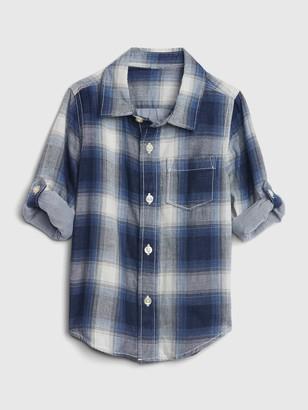 Gap Toddler Double-Faced Shirt