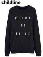 Dorothy Perkins Womens **Black 'Right To Be Me' sweatshirt- Black