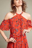 Shoshanna Gemma Silk Dress