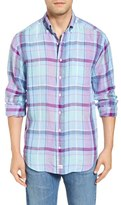 Vineyard Vines Men's Murray Classic Fit Plaid Sport Shirt