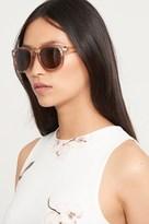 Dynamite Round Sunglasses