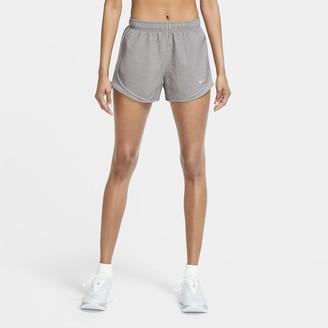 Nike Women's Heathered Running Shorts Tempo