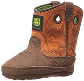 John Deere Western Crib Boot (Infant/Baby)