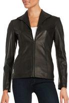 Cole Haan Italian Leather Jacket