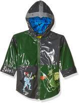 Kidorable Dragon Knight Raincoat, Grey