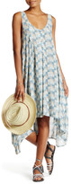 Pete & Greta Sleeveless Printed Tunic Tank Dress