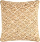 Golden Diamond Pillow