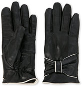 c-lective Soft Leather Touch Screen Gloves