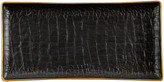 L'OBJET Crocodile Rectangular Tray