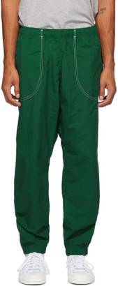 adidas Green Summer B-Ball Track Pants