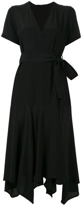 Eva Tie-Waist Dress