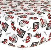 Trend Lab Dr. Seuss The Cat In The Hat Crib Sheet