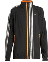 adidas Foil-striped performance jacket
