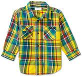 Ralph Lauren Boys' Twill Long-Sleeve Shirt