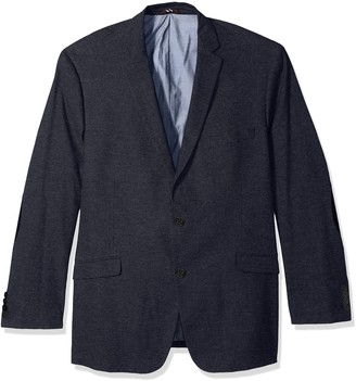 U.S. Polo Assn. Men's Big-Tall Big and Tall Cotton Sportcoat