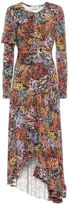 Preen by Thornton Bregazzi Floral stretch crepe dress