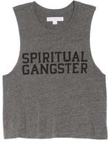 Spiritual Gangster Women's Varsity Tank