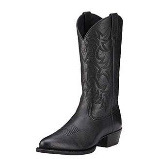 Ariat Men's Heritage Western R Toe Cowboy Boot