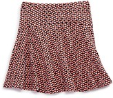 Aqua Girls' Printed Flippy Skirt, Big Kid - 100% Exclusive
